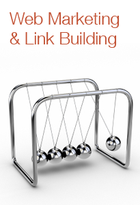 Web Marketing and Link Building Services